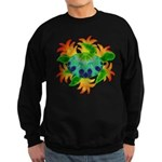 Flame Turtle Sweatshirt (dark)