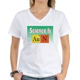 Science is Gold=N II Shirt