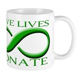 Save Lives DONATE Mug