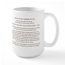 Dr. Luther's Morning Prayer Coffee Mug