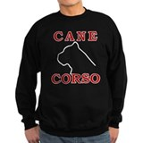Cane Corso Logo Red Jumper Sweater