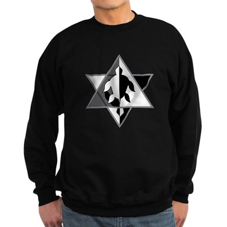 Star Turtle Sweatshirt (dark)