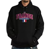 FR France Ice Hockey Hoody
