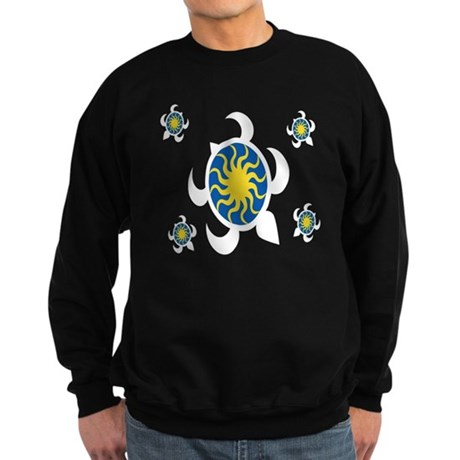 Sun Turtles Sweatshirt (dark)