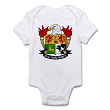 Sullivan Family Crest Infant Bodysuit