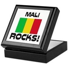 Mali Rocks! Keepsake Box