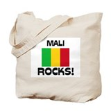 Mali Rocks! Tote Bag