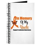 Leukemia Memory Uncle Journal