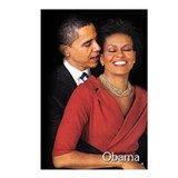 Obama Whisper Postcards (Package of 8)