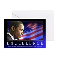 Excellence Greeting Cards (Pk of 20)