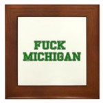 Green FM Products Framed Tile