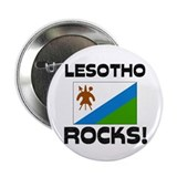 "Lesotho Rocks! 2.25"" Button (10 pack)"