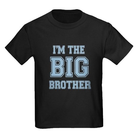 Big Brother Kids Dark T-Shirt