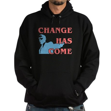 Change Has Come Hoodie (dark)