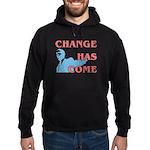 Change Has Come Hoodie (dark)