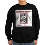Homeland Security Geronimo Sweatshirt (dark)