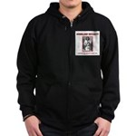 Homeland Security Geronimo Zip Hoodie (dark)