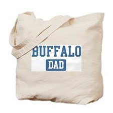Buffalo dad Tote Bag
