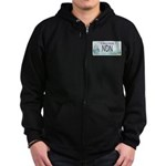 Virginia NDN Pride Zip Hoodie (dark)