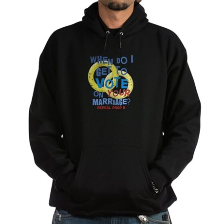 Prop 8 -Your Marriage Hoodie (dark)