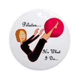 Pilates Ornament - Do