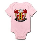 Preble Family Crest Infant Bodysuit