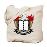 Pinckney Family Crest Tote Bag