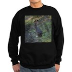 Black Tailed Jackrabbit Sweatshirt (dark)