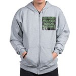 Save Idaho Wolves Zip Hoodie