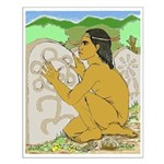 Small Poster-Taino