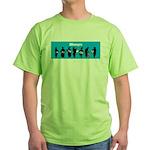 iBhangra Green T-Shirt
