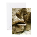 Face in the Rock Greeting Cards (Pk of 20)
