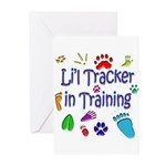 Li'l Tracker Greeting Cards (Pk of 10)