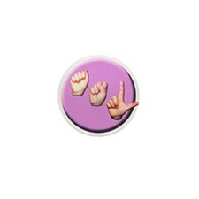 ASL Logo Mini Button (100 pack)