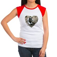 tiger in heart Tee