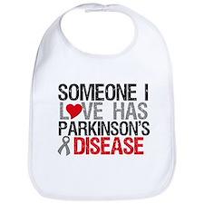 Parkinson'sDiseaseLove Bib