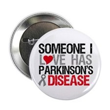 "Parkinson'sDiseaseLove 2.25"" Button"