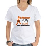 Leukemia In Memory Aunt Shirt