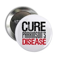 "CureParkinson's 2.25"" Button (10 pack)"