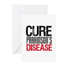 CureParkinson's Greeting Cards (Pk of 10)