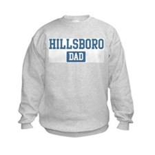 Hillsboro dad Kids Sweatshirt