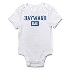 Hayward dad Infant Bodysuit
