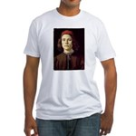 Young Man Fitted T-Shirt