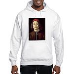 Young Man Hooded Sweatshirt