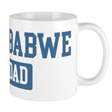 Zimbabwe dad Small Mug