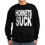 Hornets Suck Sweatshirt (dark)