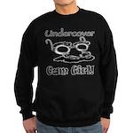 Undercover Cam Girl Sweatshirt (dark)