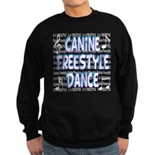 K9 Freestyle Dance Sweatshirt