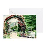 Idaho Botanical Garden Greeting Card