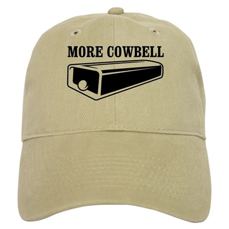 more cowbell Cap
